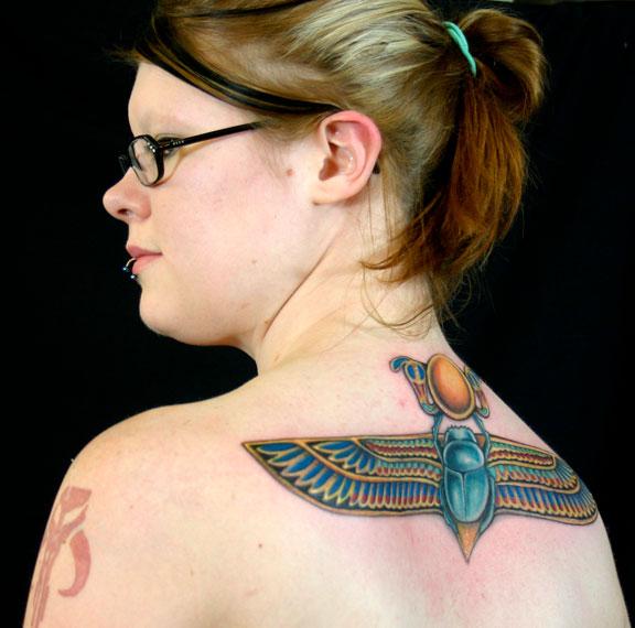 Kat-tattoo