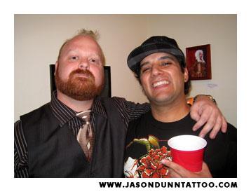 Jason Dunn and Carlos Torres