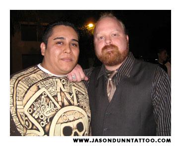 Luis Arias, Jason Dunn