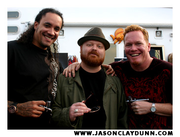 Cory Saint Clair, Jason Dunn, and Steve Driscoll