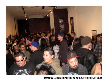 5 x 7 Art Show at Pins & Needles Underground San Pedro