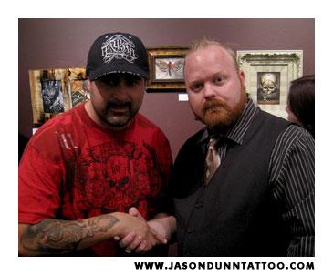 Franco Vescovi and Jason Dunn
