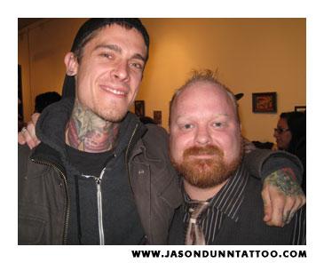 Nathan Kostechko, Jason Dunn