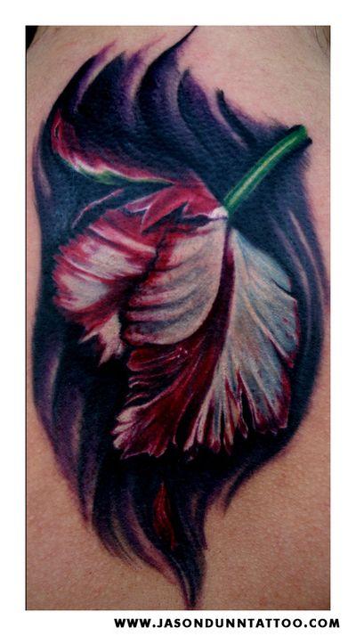 Twilight New Moon Tattoo