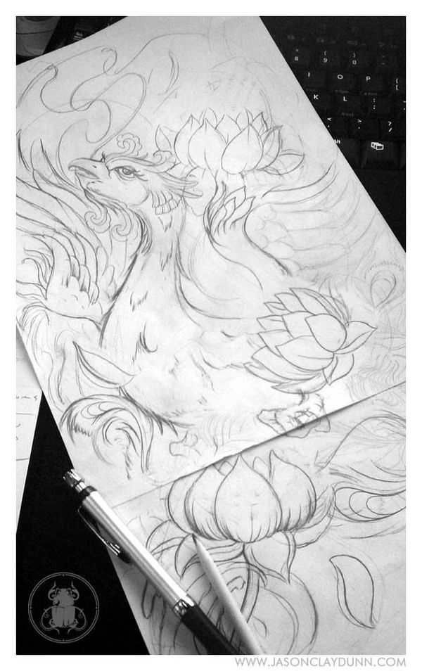 Symbolism Of The Japanese Mythical Phoenix And Why Are They Such